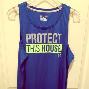 Under Armour Protect this House Tank Top